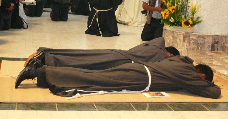 Ordinazione di due frati minori conventuali