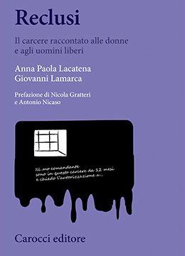 copertina del libro Reclusi