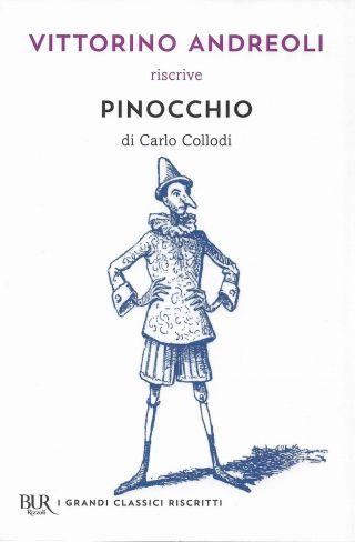 Pinocchio, la cover dell'ultima rilettura.