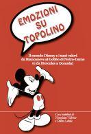 Topolino in copertina del libro Emozioni su Topolino