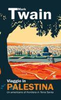la copertina di Viaggio in Palestina